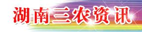 湖南三农资讯